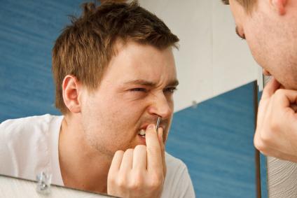 Nasenhaare entfernen – So machen Sie es richtig!